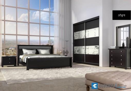 חדר שינה דקלה