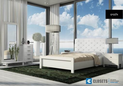 חדר שינה ולנטינו קומפלט