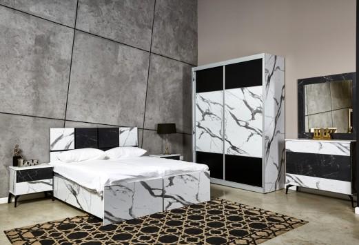 חדר שינה קומפלט מדגם גבריאל